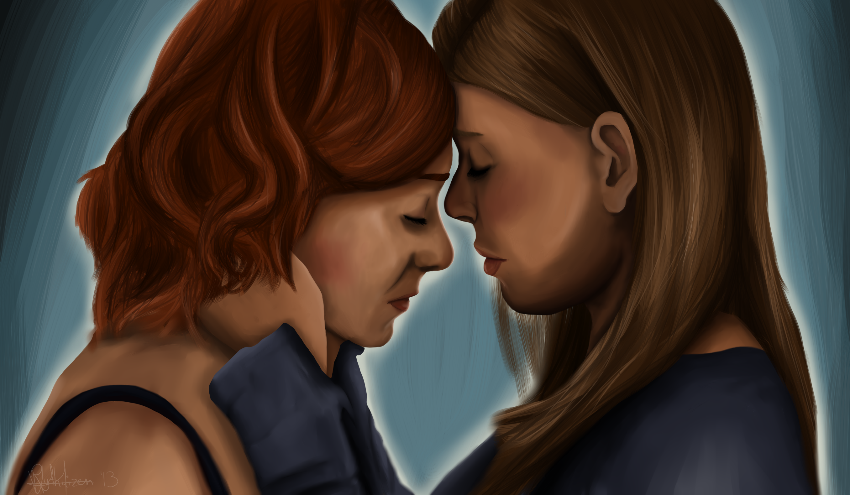 Fanart: Willow/Tara