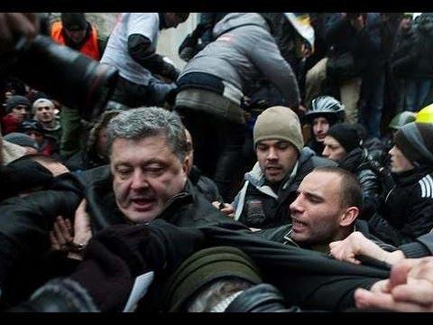 Активисты Майдана послали Порошенко 57653_900
