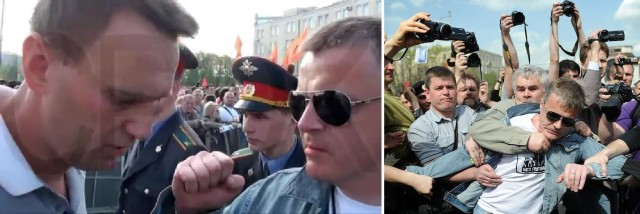 НАВАЛИТЬ НАВАЛЬНОМУ ИЛИ ЛЁША-РОБОКОП... 06.05.2012