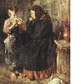 9 Владимир Маковский_ Свидание 1883