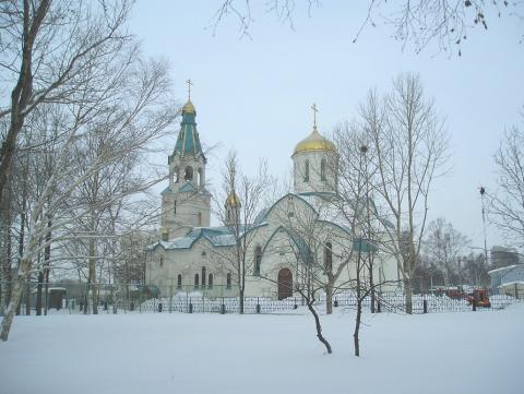 sobor в южно-сахалинске