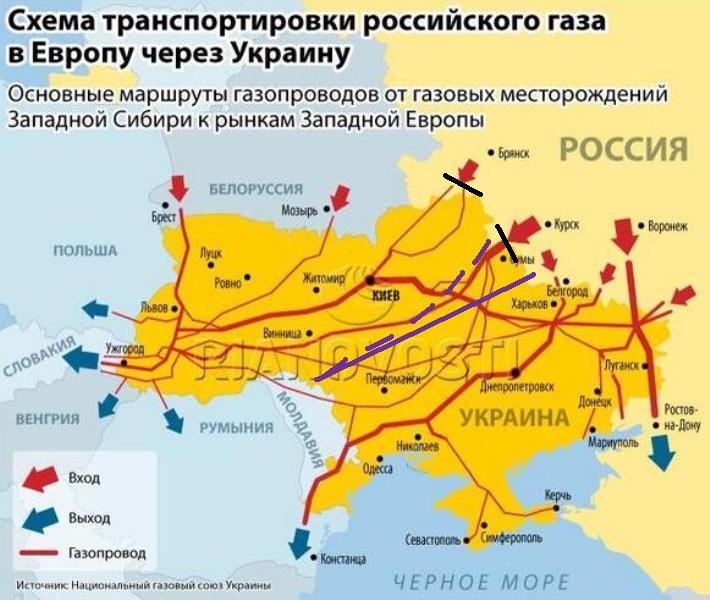 схема газопровода00