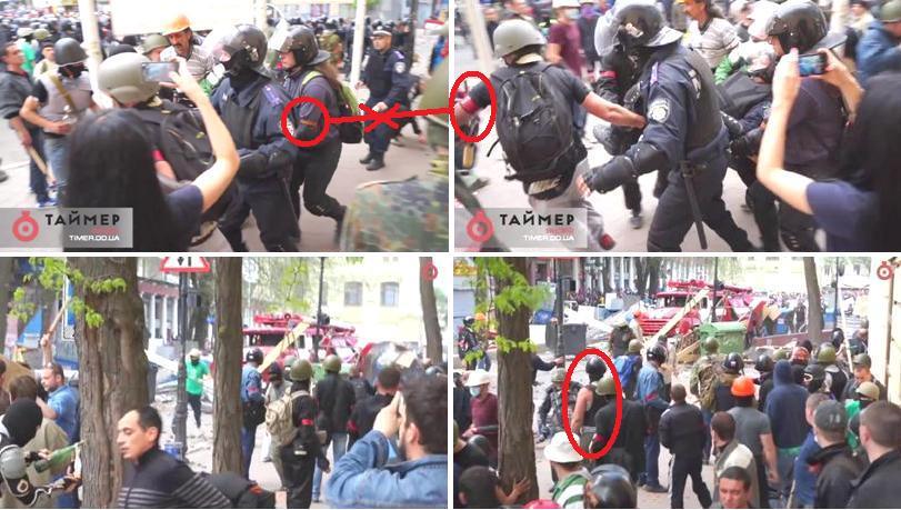 2 мая Одесса, вооруженные столкновения00b