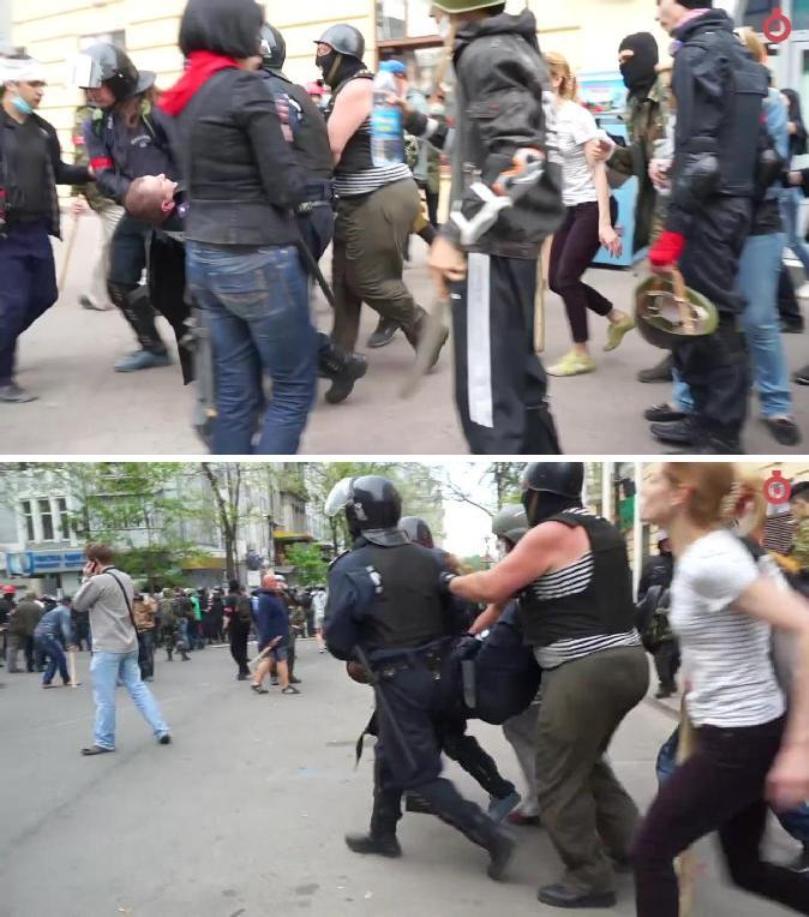 2 мая Одесса, вооруженные столкновения09a0
