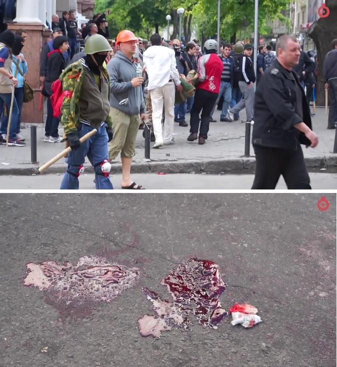 2 мая Одесса, вооруженные столкновения16b0