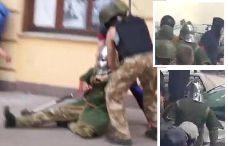 2 мая Одесса, вооруженные столкновения12a