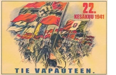 Евросоюз Третьего Рейха 1941