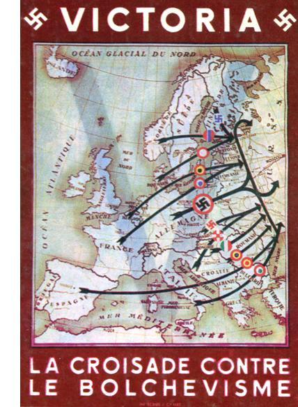 Евросоюз Третьего Рейха00