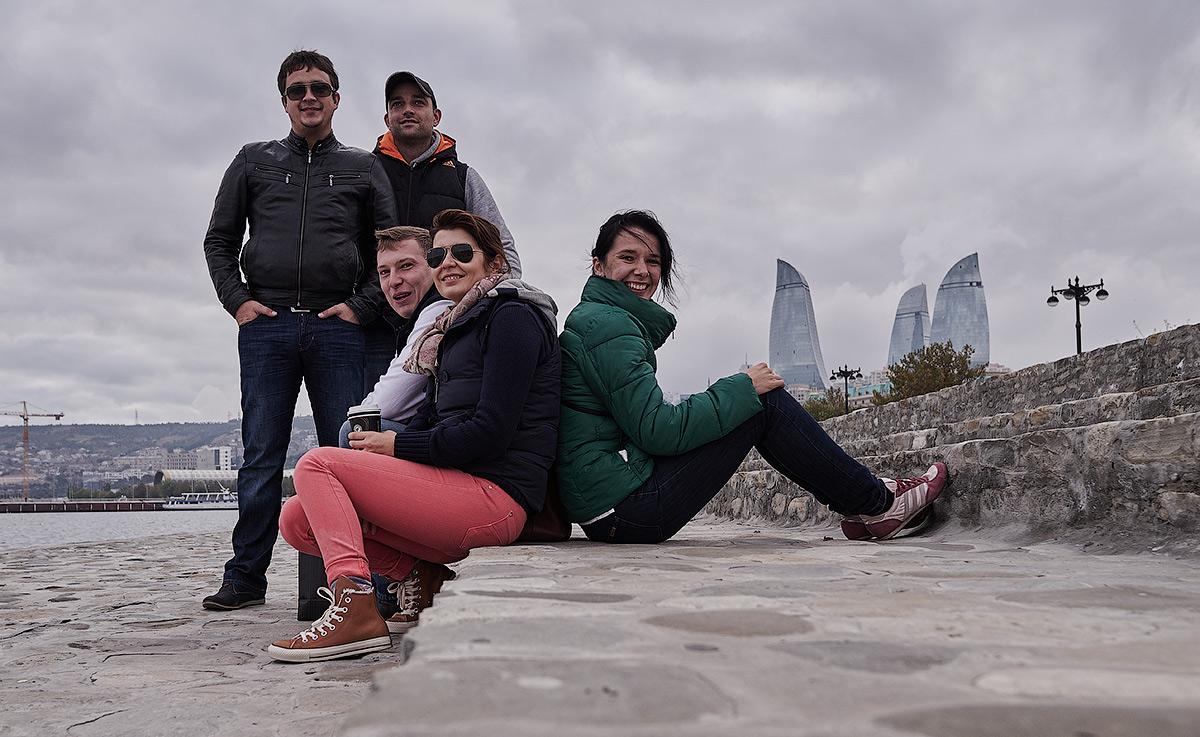 Олимпийские игры в Сочи переехали в Баку