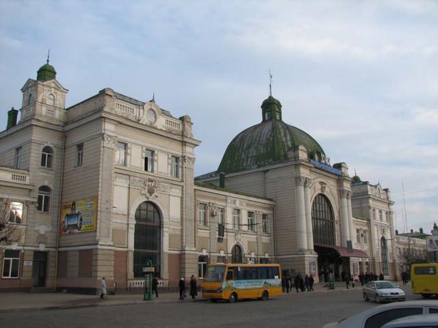 Івано-Франківський вокзал: franik_new_look — LiveJournal