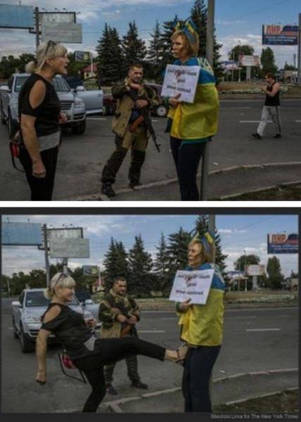 Террористы готовят обстрел Ясиноватой, - пресс-центр АТО - Цензор.НЕТ 3244