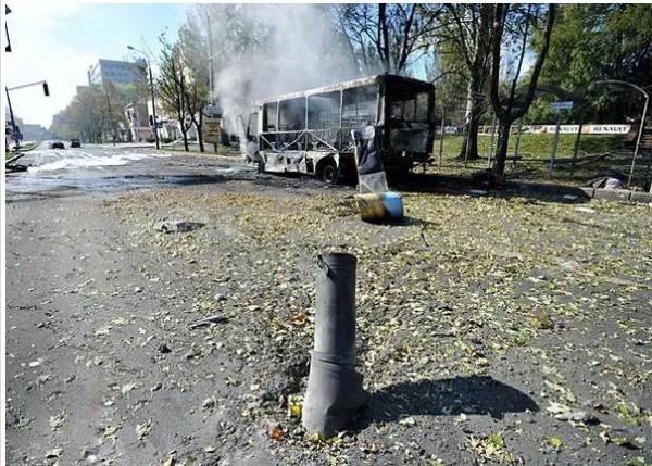 Перестрелки между террористами и армией РФ продолжаются. В Донецке отмечены случаи исчезновения российских военных, - Тымчук - Цензор.НЕТ 4735