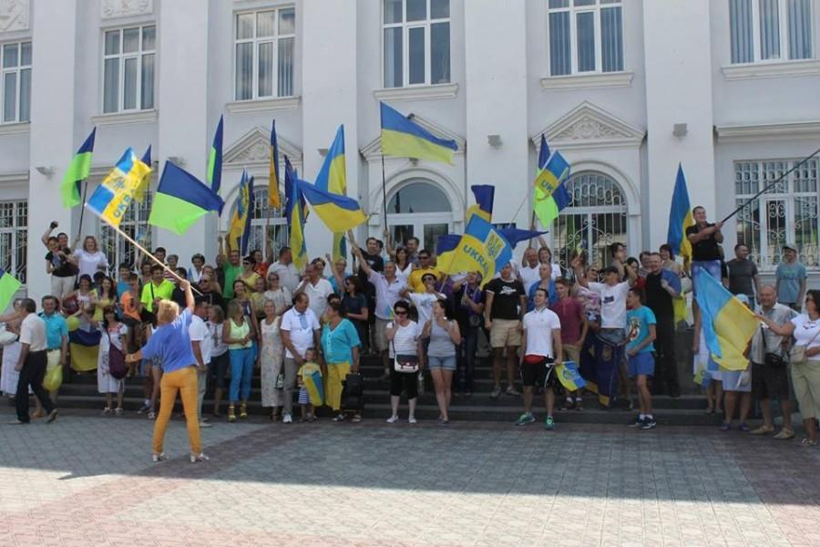 В результате наступления украинской армии российские наемники деморализованы: большинство спасается бегством, - штаб АТО - Цензор.НЕТ 7053