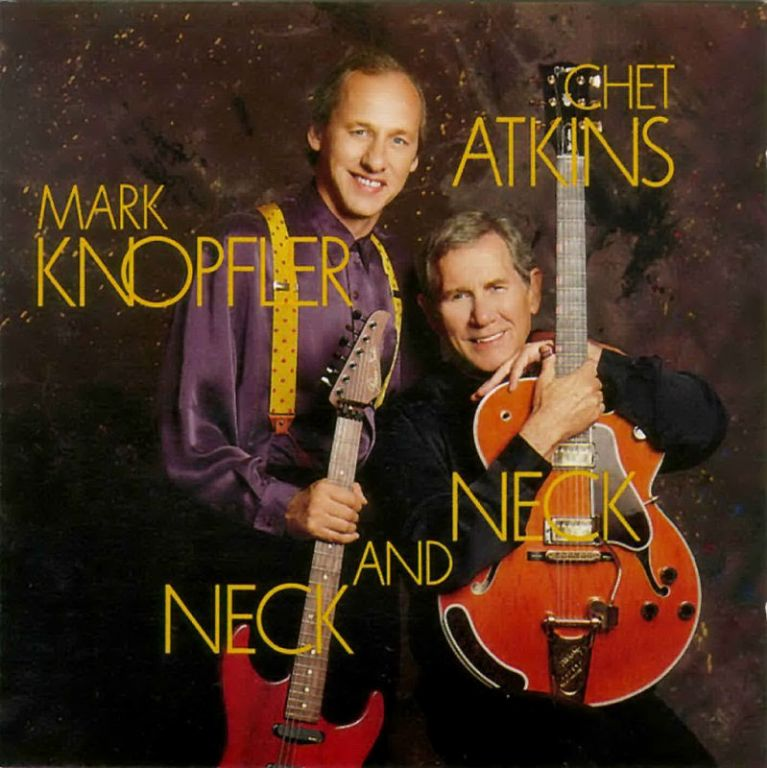 Chet+Atkins++Mark+Knopfler+Mark+Knopfler++Chet+Atkins++Ne