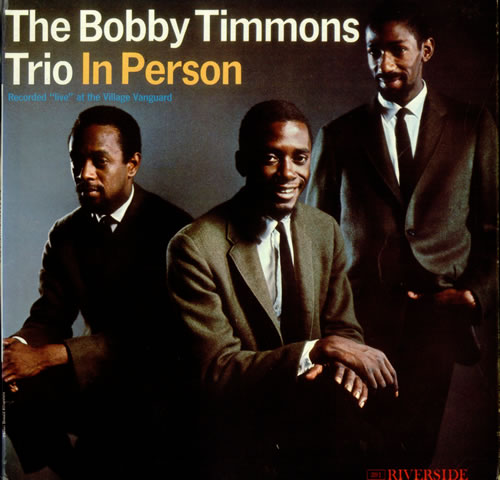 Bobby+Timmons+-+In+Person+-+EX+-+LP+RECORD-534351