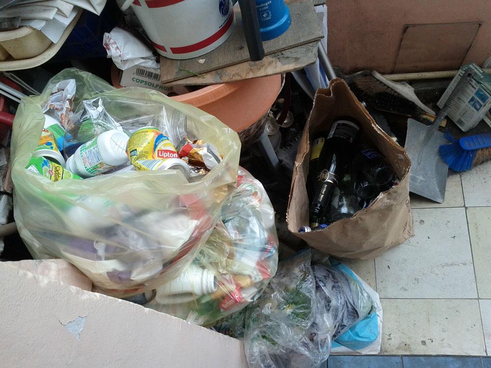 Переработка мусора во франции