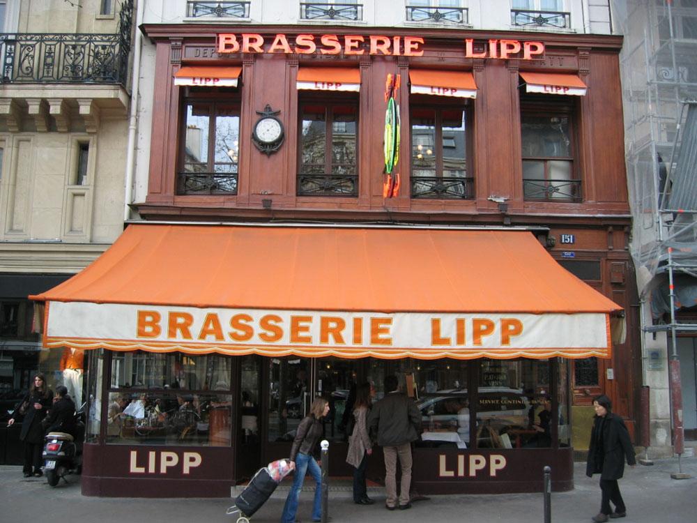 Брасри во Франции