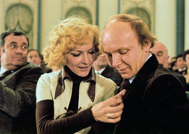 Барбара Брыльска и Андрей Мягков