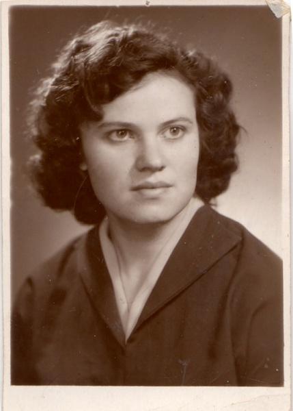 Зина Колмогорова