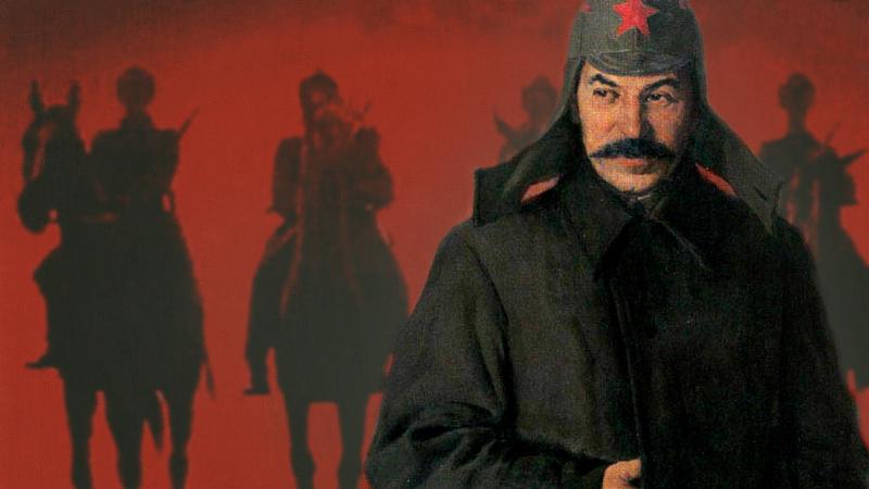 Иосиф Сталин Четвертый всадник милосердия7