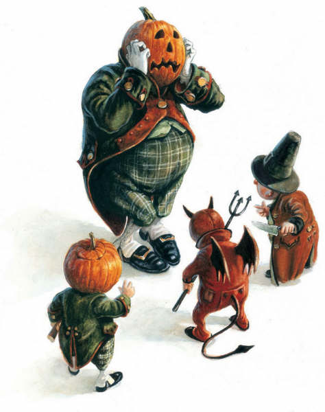 Jean-Baptiste Monge - Halloween 02