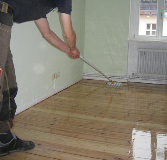 Как сделать стяжку под ламинат или предвосхитим капризы покрытия