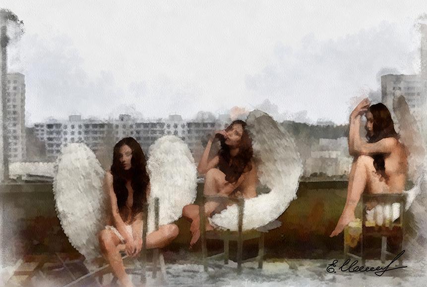 комната ангелов