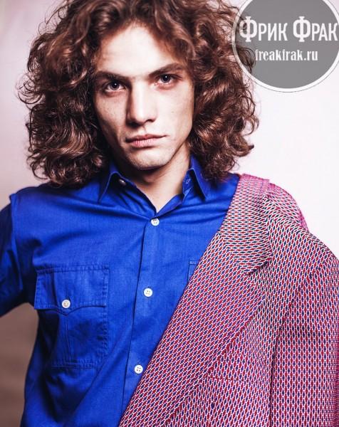 Рубашка 70-х и пиджак