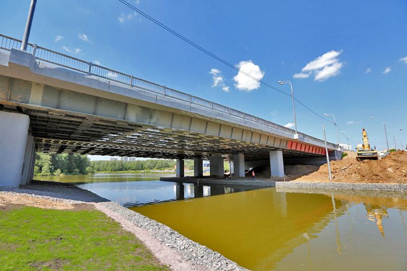Днем, картинки зеленоград мосты