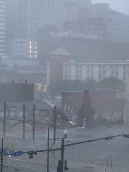 4 я категория ураган Ида