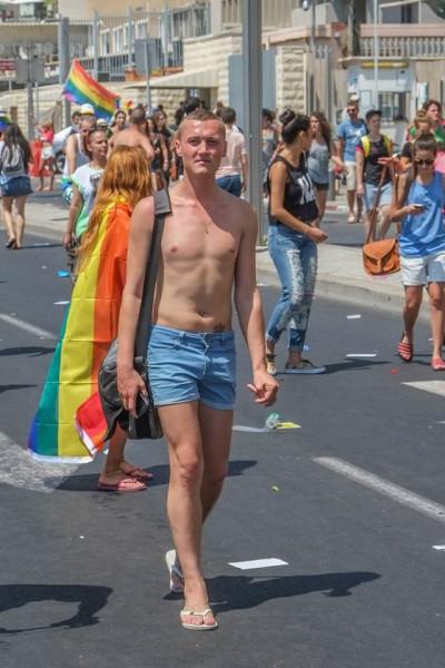 Гомосексуализм в израиле