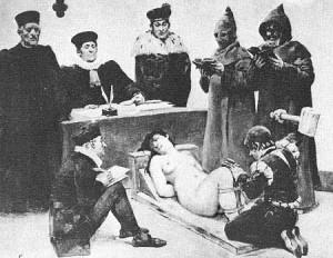 Пытки сексуального характера