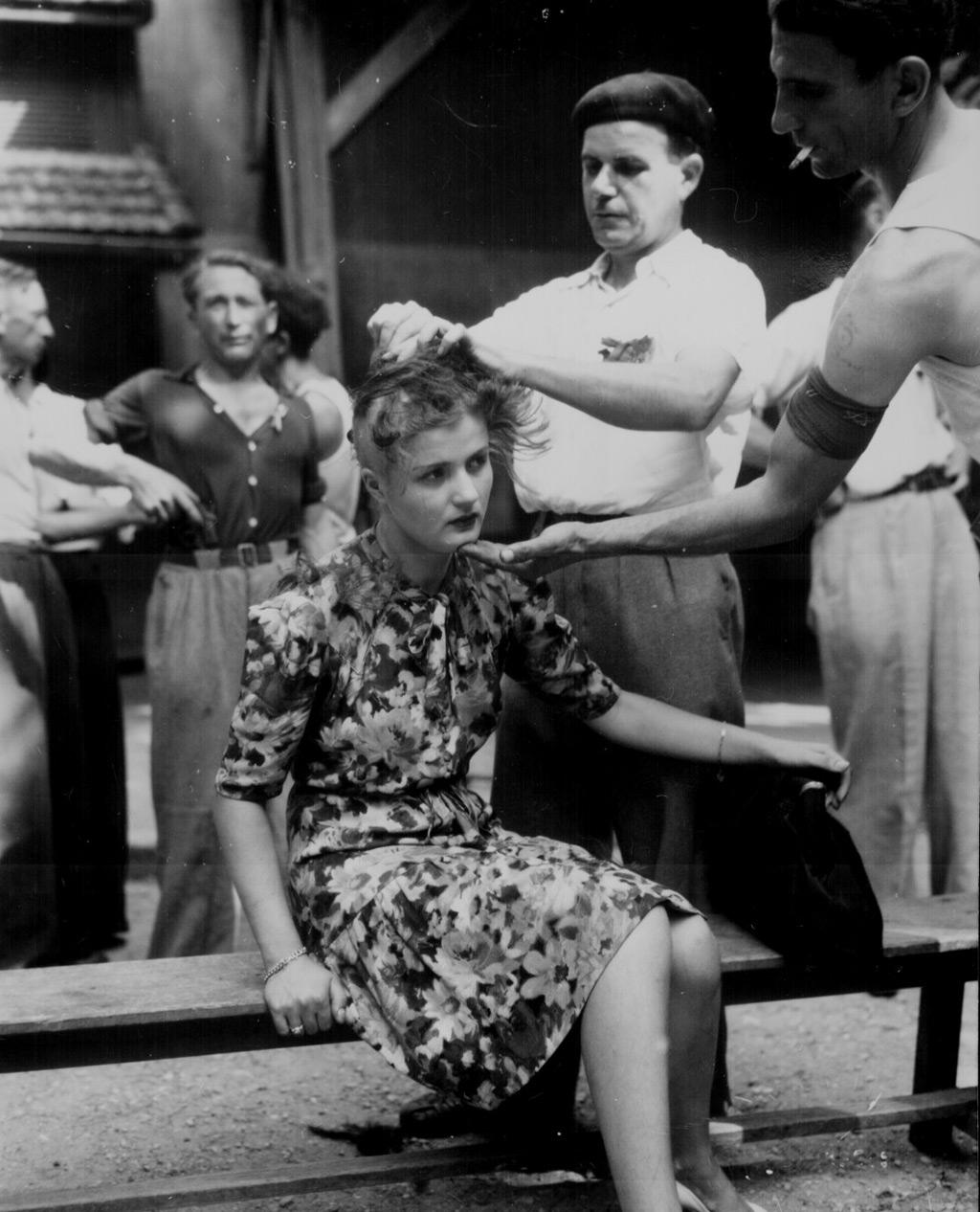 Сексуальные наказания для женщин