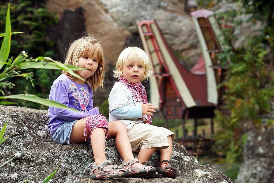 Нужны ли путешествия детям?