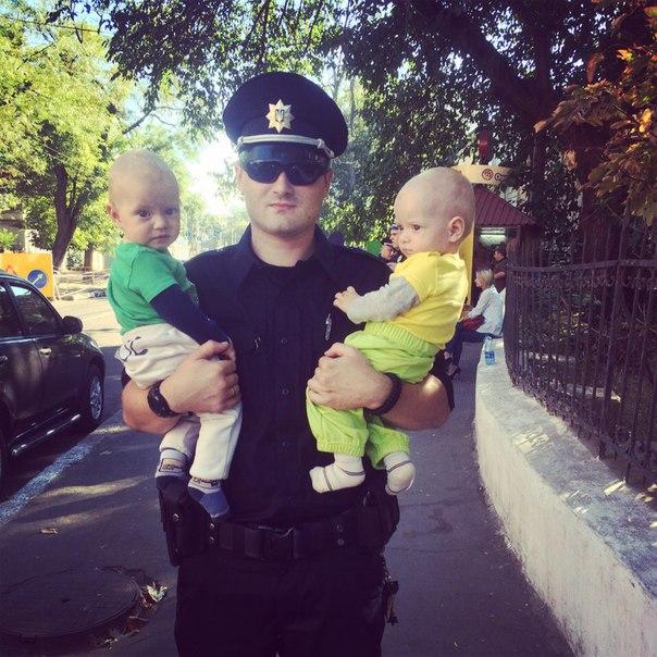 2361_900 В Одессе началась травля полицейских, заподозренных в сепаратизме