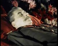 видел сталина в гробу