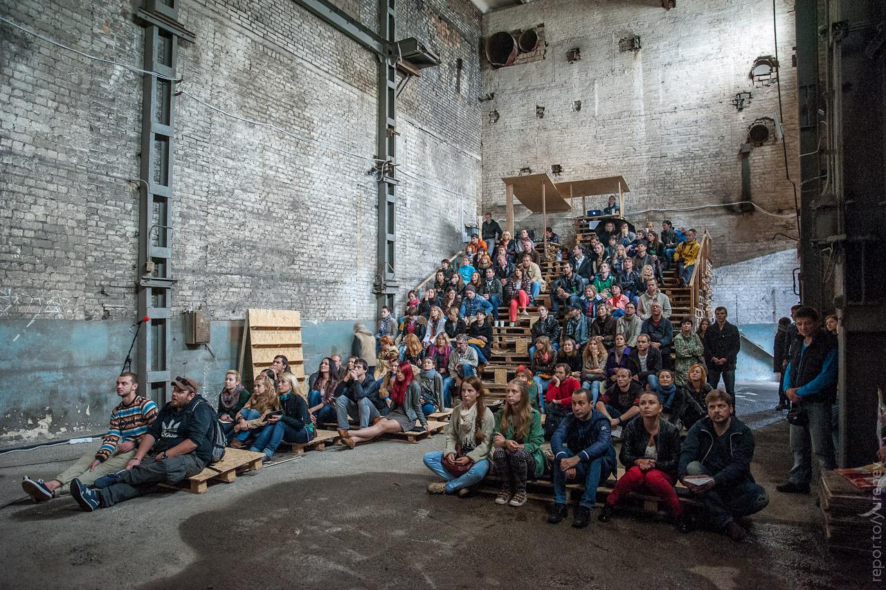 ГогольФест-2013. Кинотеатр.