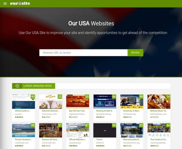 Our USA Site