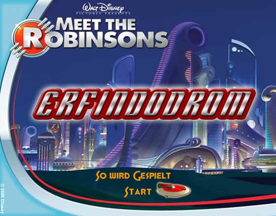 Meet The Robinsons on puppospiele.de