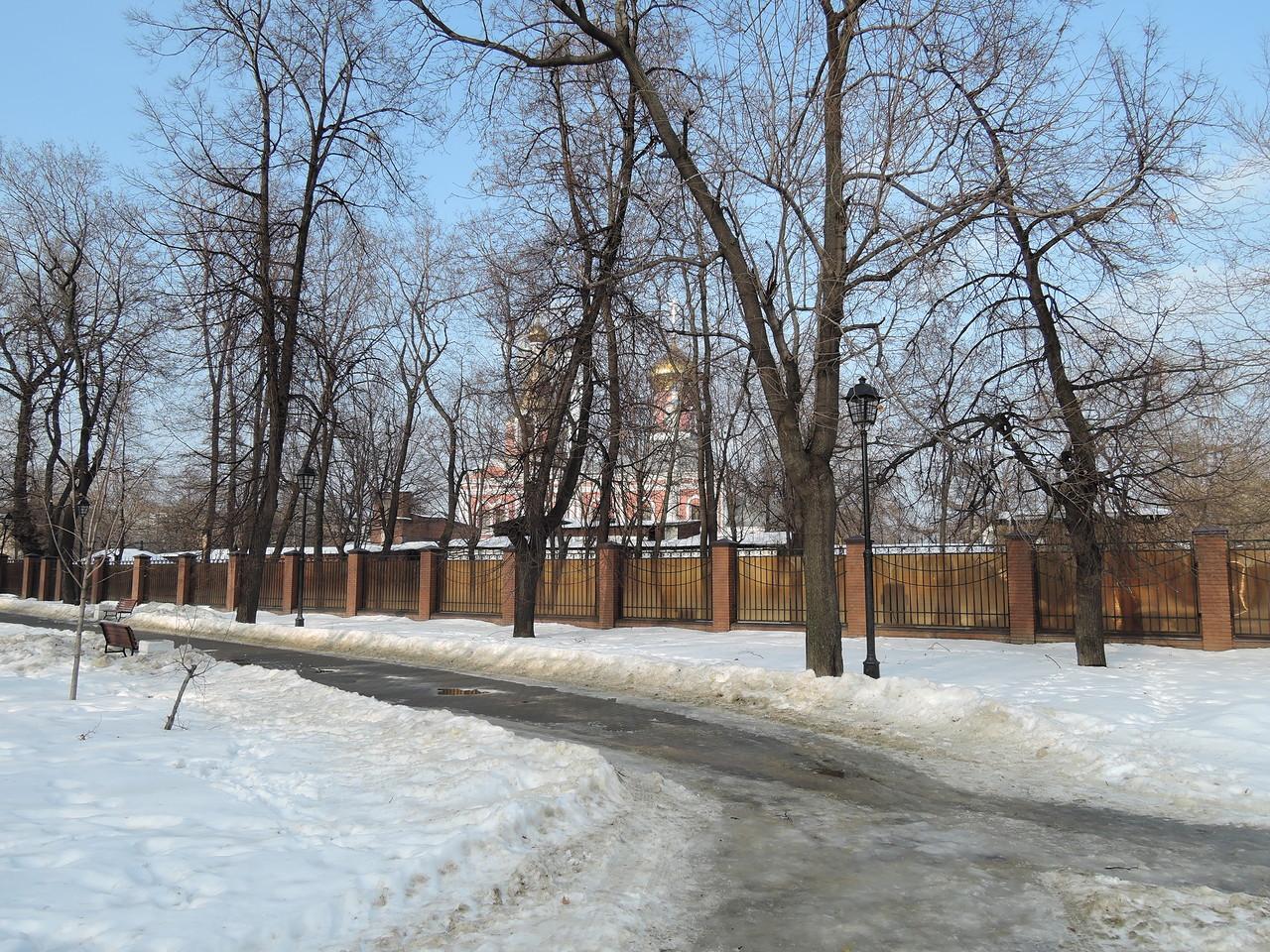 Семеновский парк