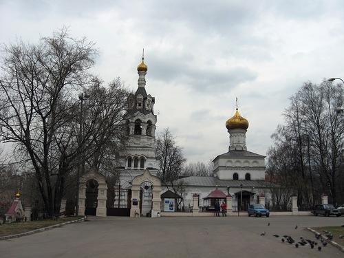 церковь ильи пророка черкизово