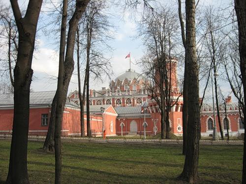 петровский замок