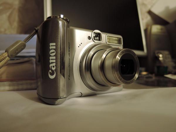Canon PowerShot A560