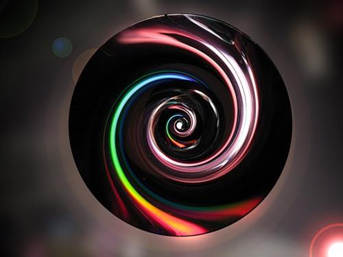 мистическая спираль