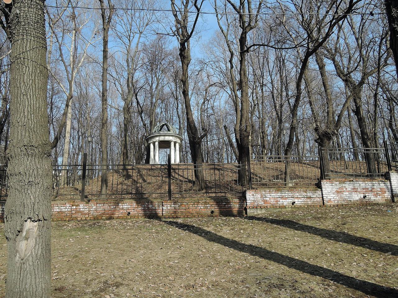 Парк усадьбы Усачевых-Найденовых