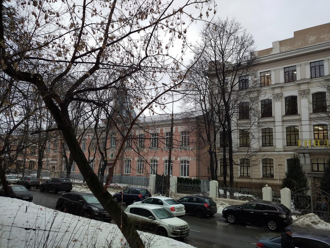 Улица Короленко, ГНЦДК