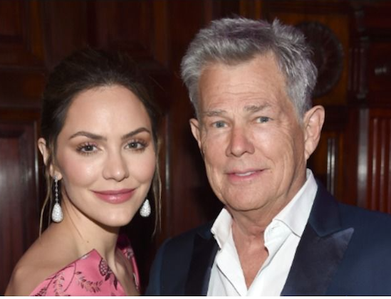 Katharine Mcphee And David Foster Say Go Fuck Yourself To Critics Of 34 Year Age Difference Ohnotheydidnt Livejournal