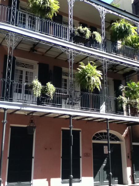 8.  Balconies