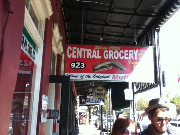 19.  Central Grocery