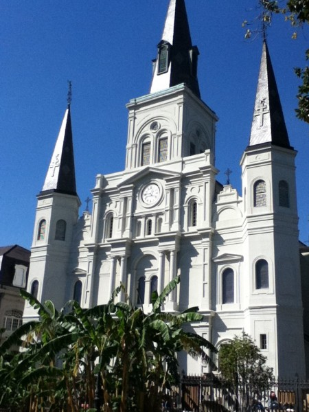 27.  St. Louis Cathedral